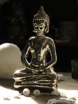 Buddha silber/gold